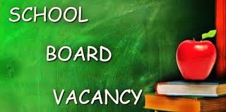 Image School Board Vacancy