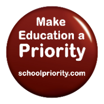 Make Education a Priority logo