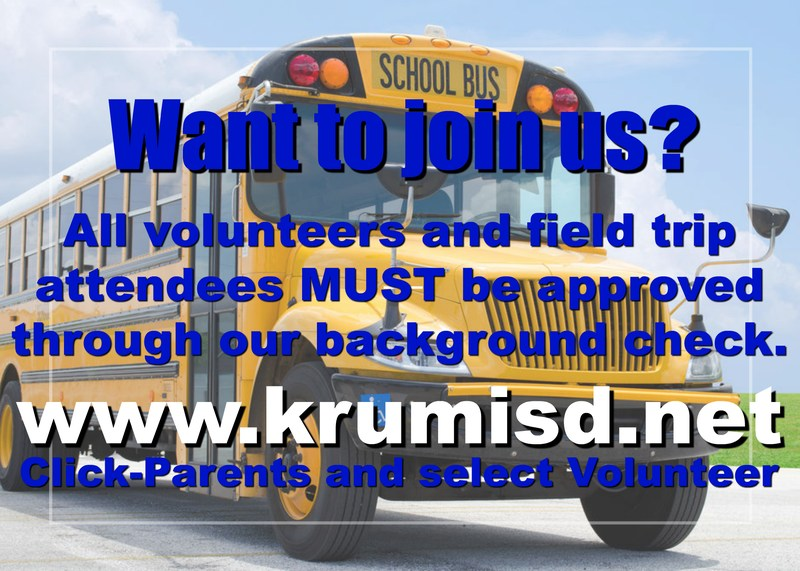 Field Trips and Volunteers Thumbnail Image