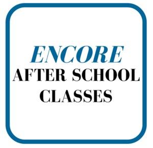 encore after school classes