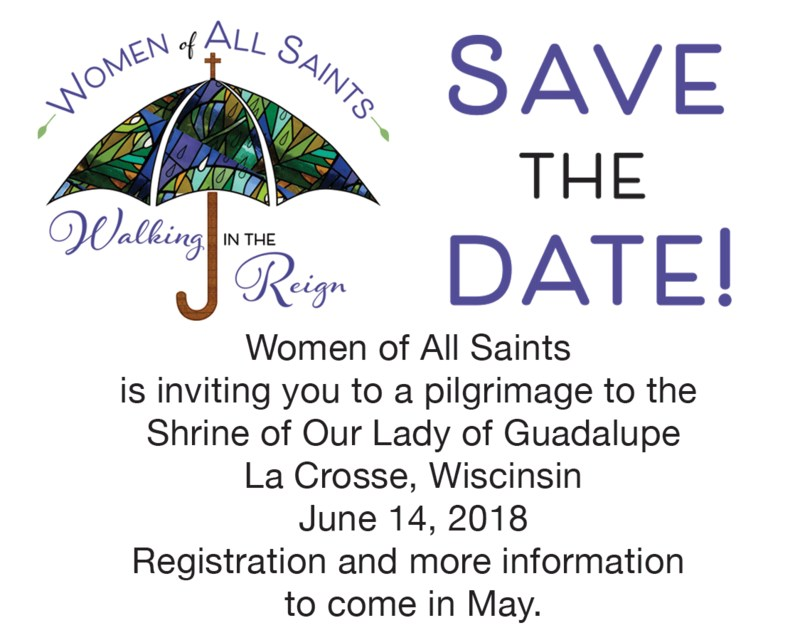 Women of All Saints are heading to La Crosse! Featured Photo