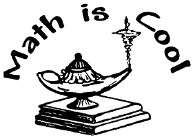 Math is Cool logo