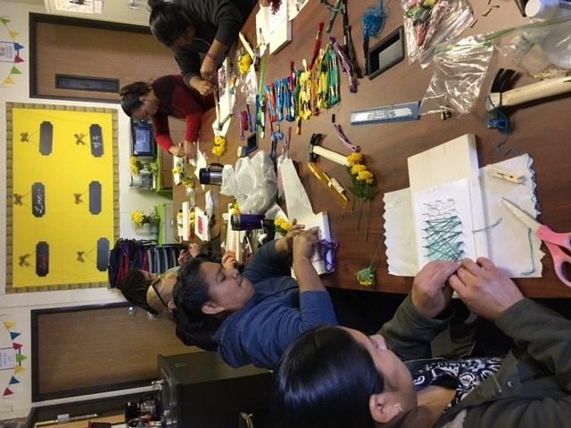 April Craft Class