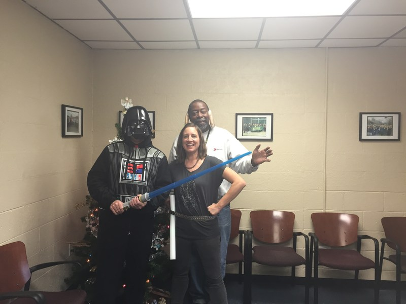 Friday, December 15 - STAR WARS DAY Featured Photo