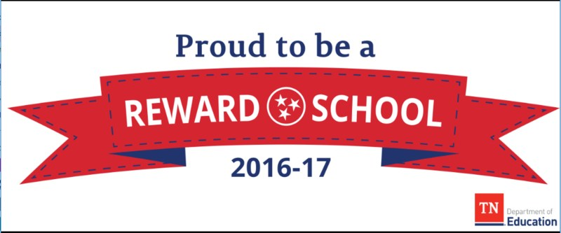 Proud to be a Reward School Thumbnail Image