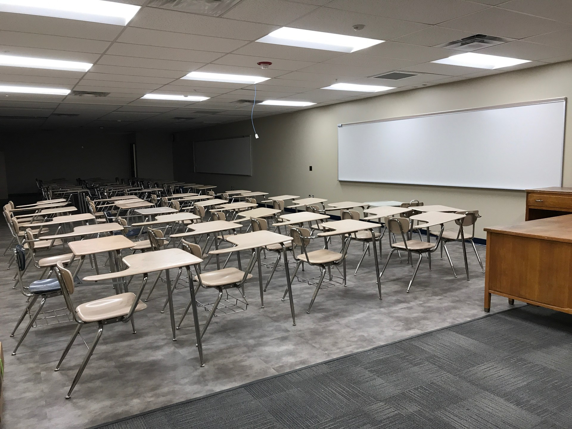 New Student Spaces