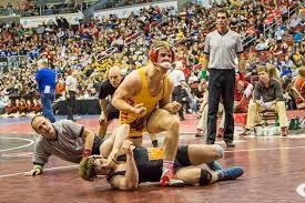 Damon Piatt State wrestling