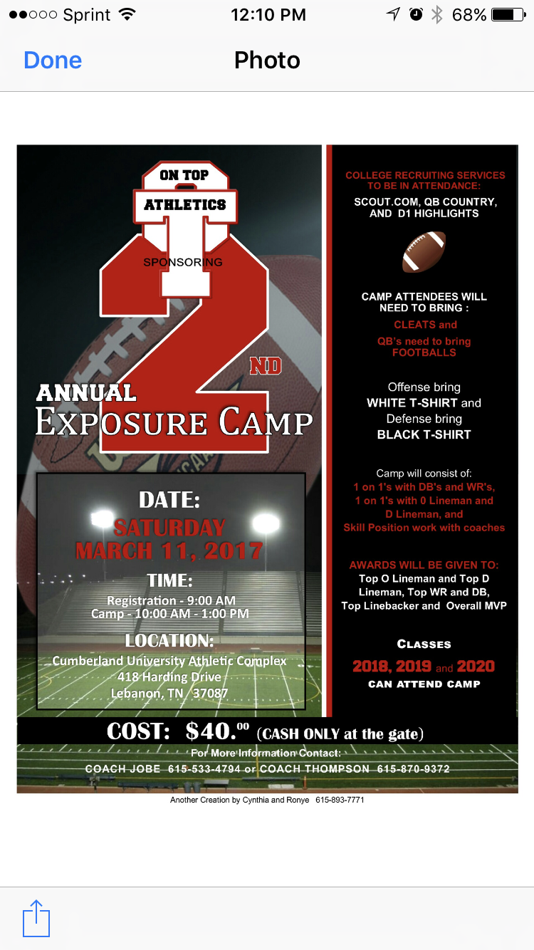 Exposure Camp