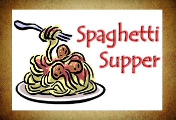 spaghetti supper image
