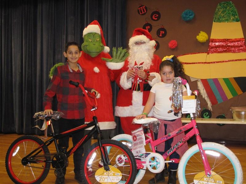 bike give away