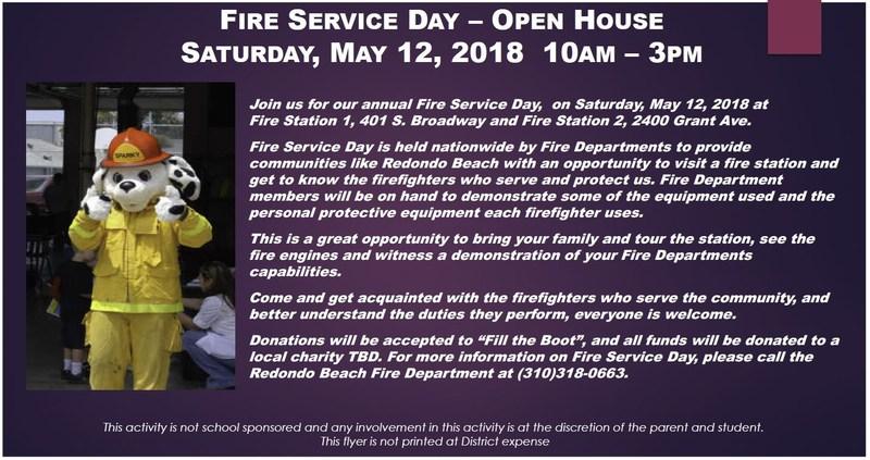 Fire Dept Open House