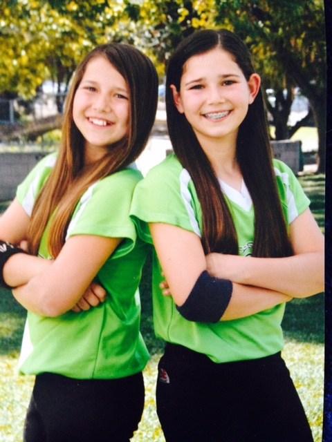 Softball Sisters!