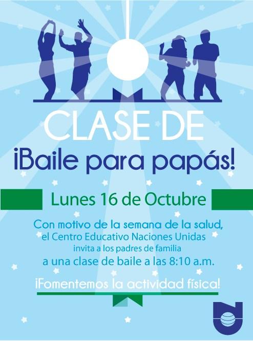 Clases de Baile Para Papás Featured Photo
