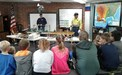 Some friends from Black Hills Energy shared their knowledge of electricity with Lincoln students on Super Science Friday!