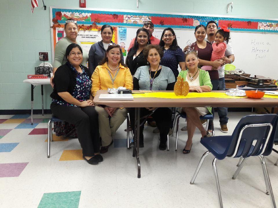 Parent Center Appreciation Luncheon 11/14/17