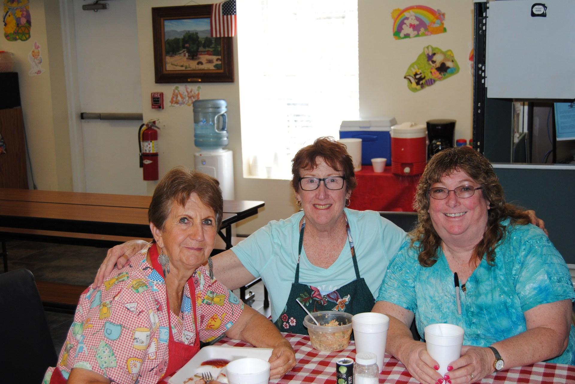 Cafeteria Ladies