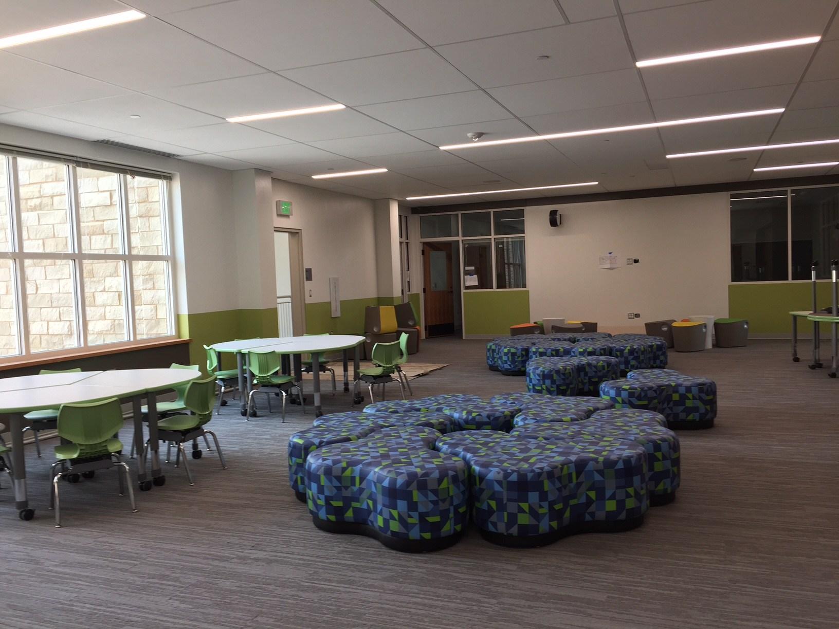 Elementary #5 classroom pods