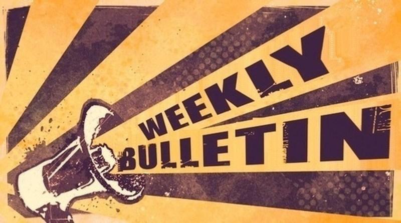 Weekly Bulletin Image