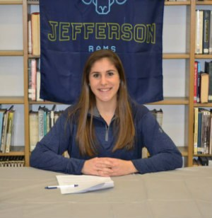 Alessandra DiStefano Signs with Jefferson Featured Photo