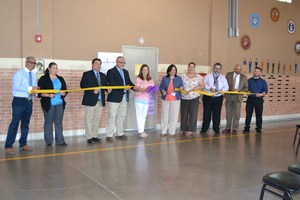 GED Ribbon Cutting