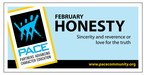 February Pace Banner