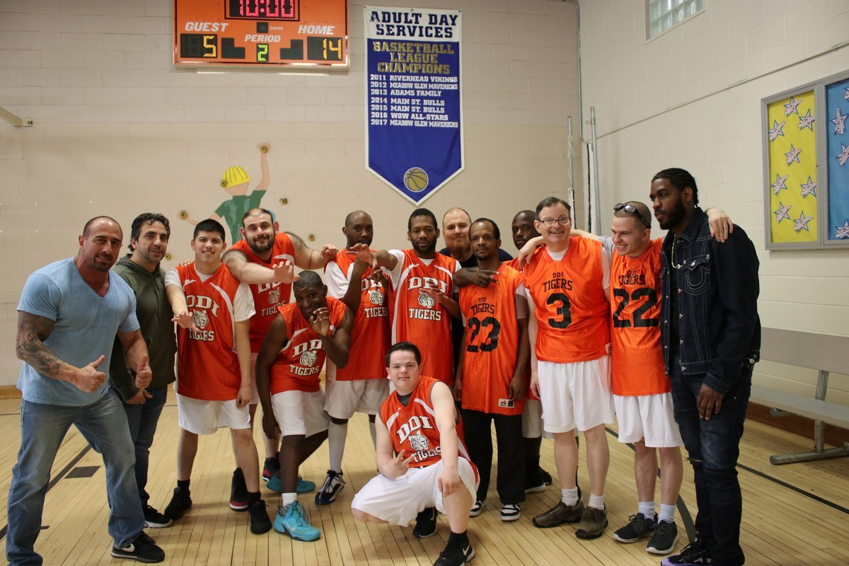 DDI Tigers basketball team