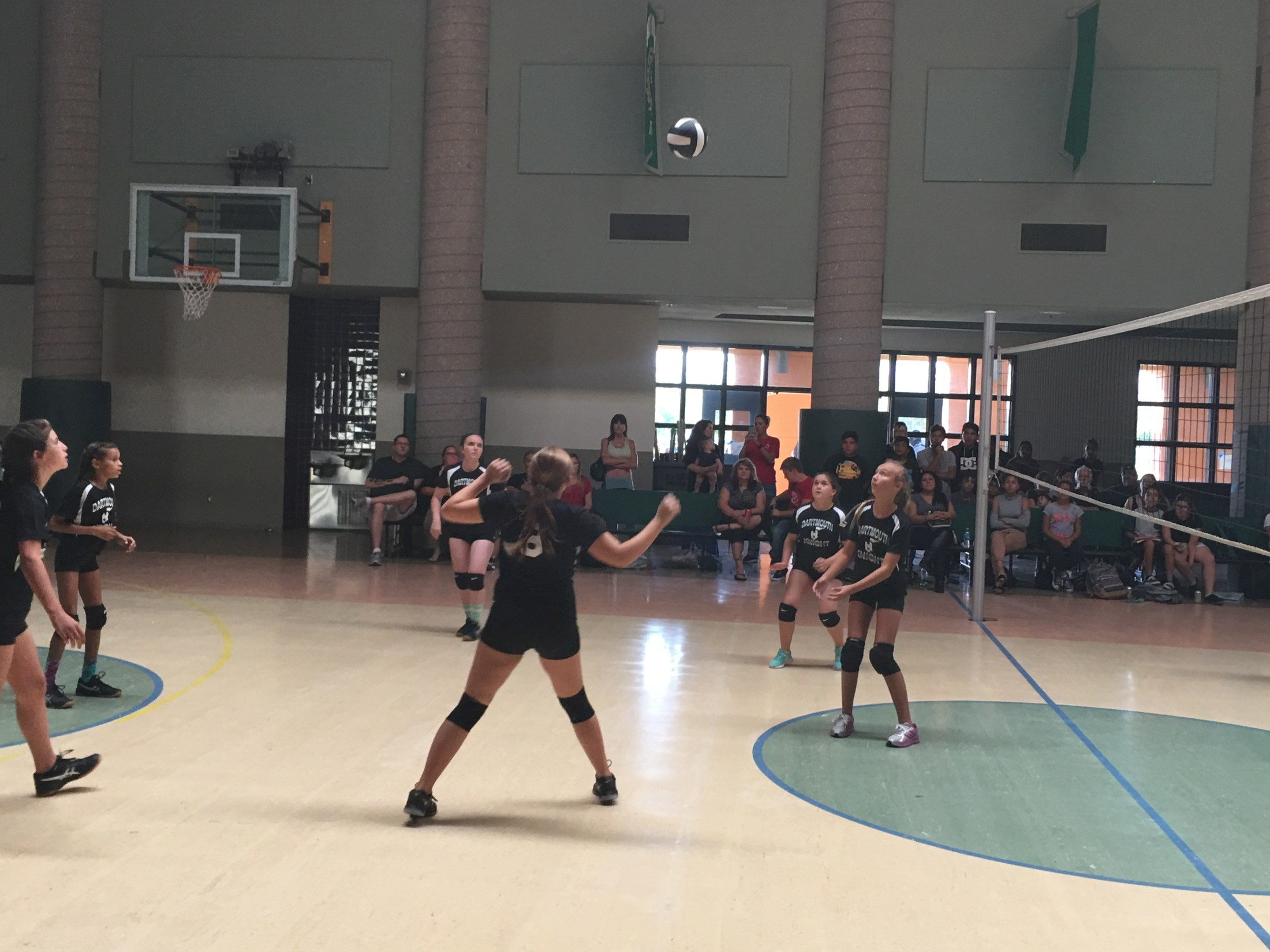 Dartmouth Girls Volleyball