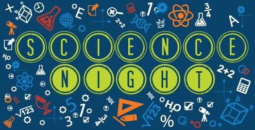 Science Night is on its way! Thumbnail Image