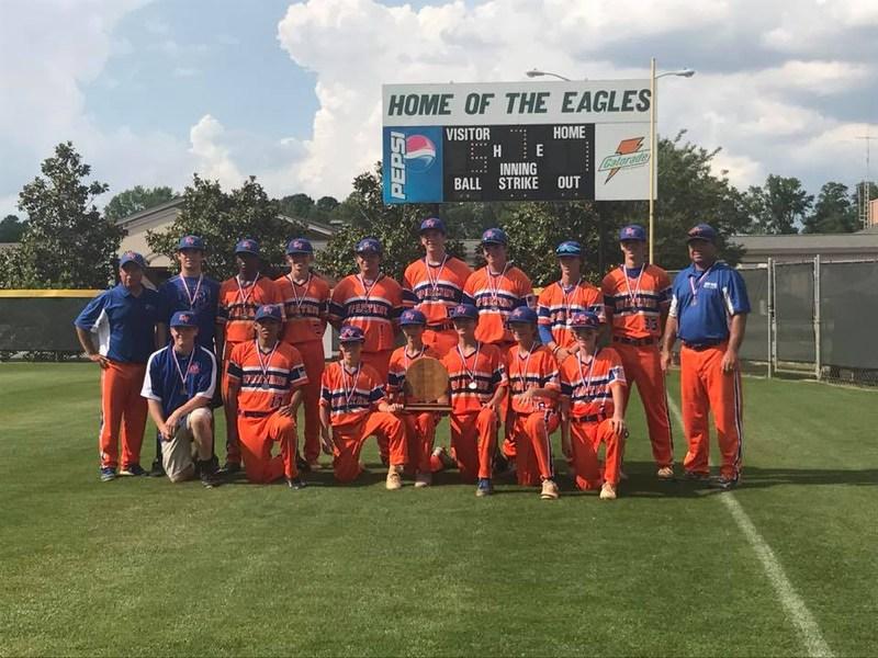 Congratulations KVA Varsity Baseball Team!!!  2017 NCISSA Division 1-A State Champions Thumbnail Image