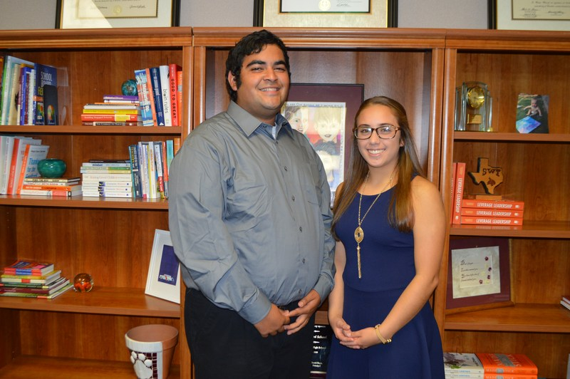 September Students of the Month Featured Photo