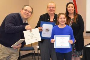 Tessa Aguilar 6th grade honorable mention speech festival Peggy Heller.jpg