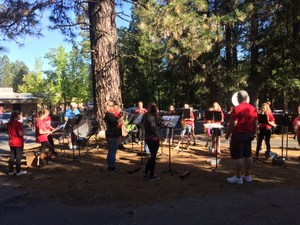 Seven Hills Band