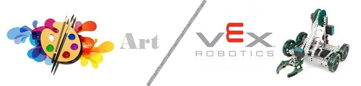Art and VEX Robotics programs offered