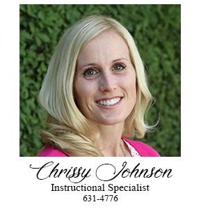 Chrissy Johnson