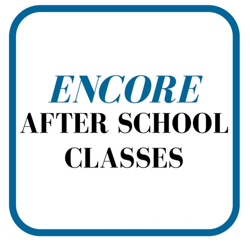 Encore after school classes