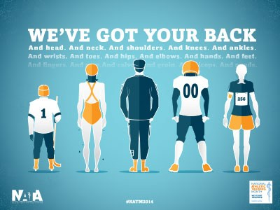 NATA - We got your back...