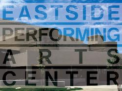 Image of Eastside Performing Arts Center, with EPAC written over the image