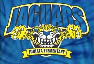 Juniata Jaguars Logo