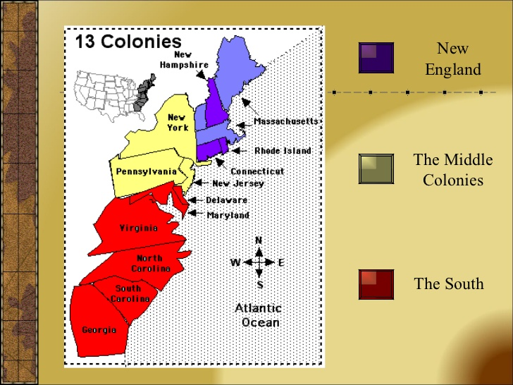 differences between colonial regions Differences and similarities between the new what were some of the differences between the new how did colonial new england differ from other regions in.