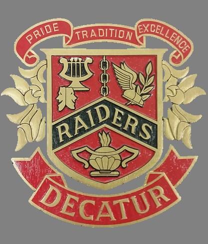 Decatur HS Chrest