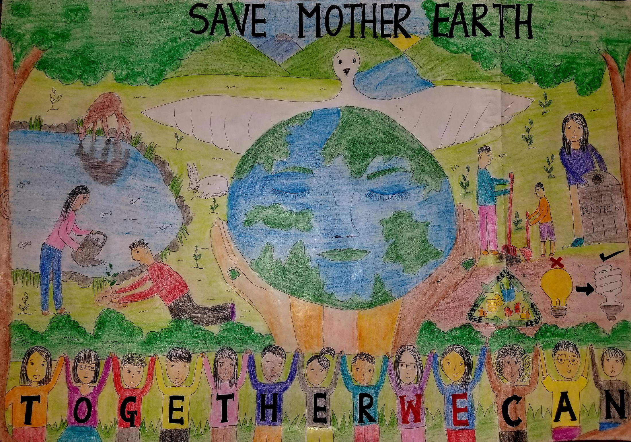 earth day 1st
