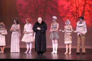 Uncle Fester with the Ancestors from the past