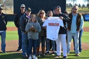Shaw Family at Mercer University