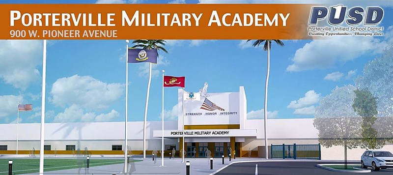 Porterville Military Academy