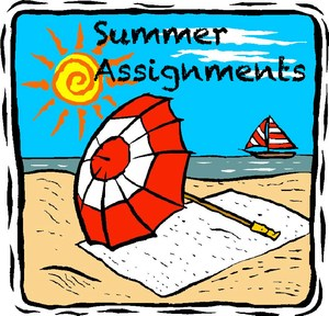 Summer Assignment image