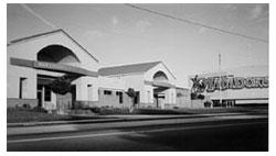 A photo of San Gabriel High School