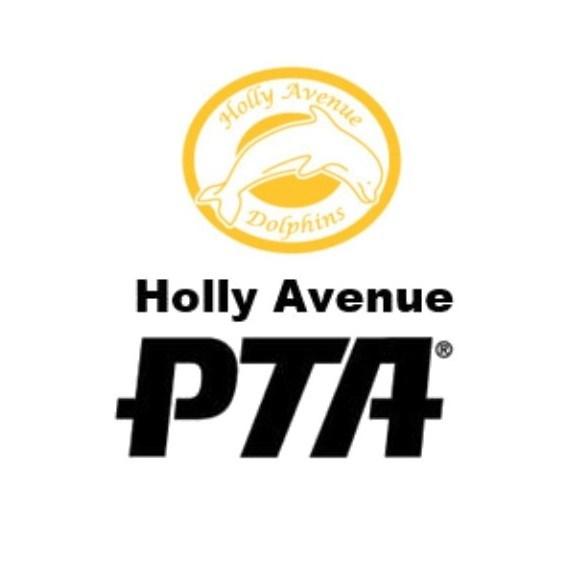 Holly Avenue PTA Logo