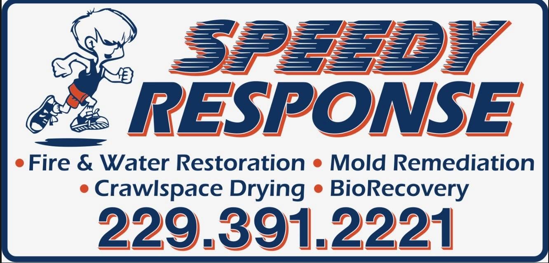 Speedy Response logo