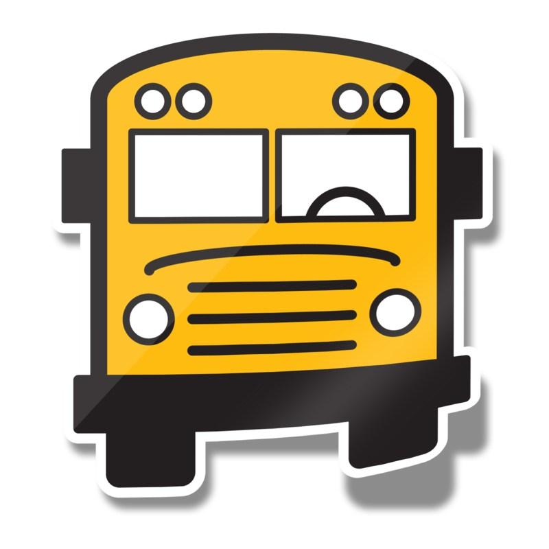 School Bus Decorative Image