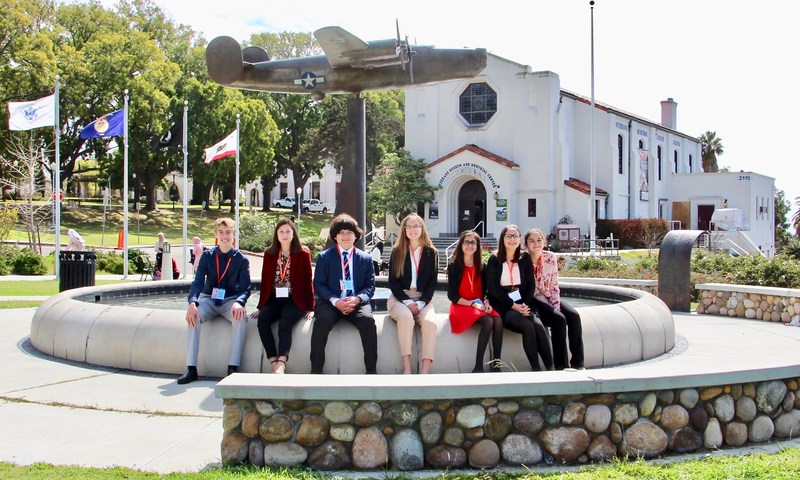 McCabe's County Science Fair Winners Take on the San Diego Science and Engineering Fair!! Thumbnail Image